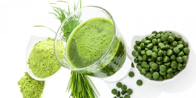 Green Foods - Super Power For Your Body